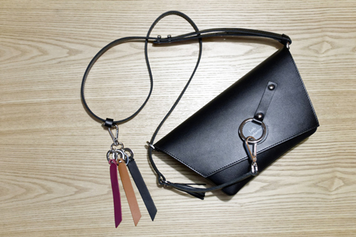 Lady Harberton Leather Handbags Made In France